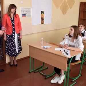 Единый государственный экзамен на территории Донецкой Народной Республики
