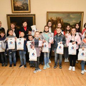 Квест в художественном музее для детей из Ясиноватой