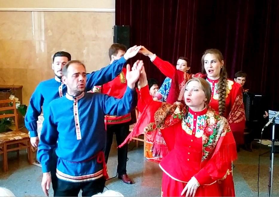 Концерт Веселые посиделки в Ясиноватой