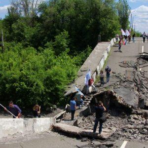 Автопробег памяти к Путиловскому мосту