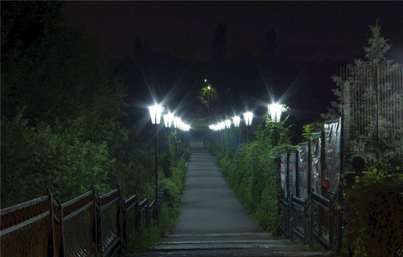 ночная Ясиноватая
