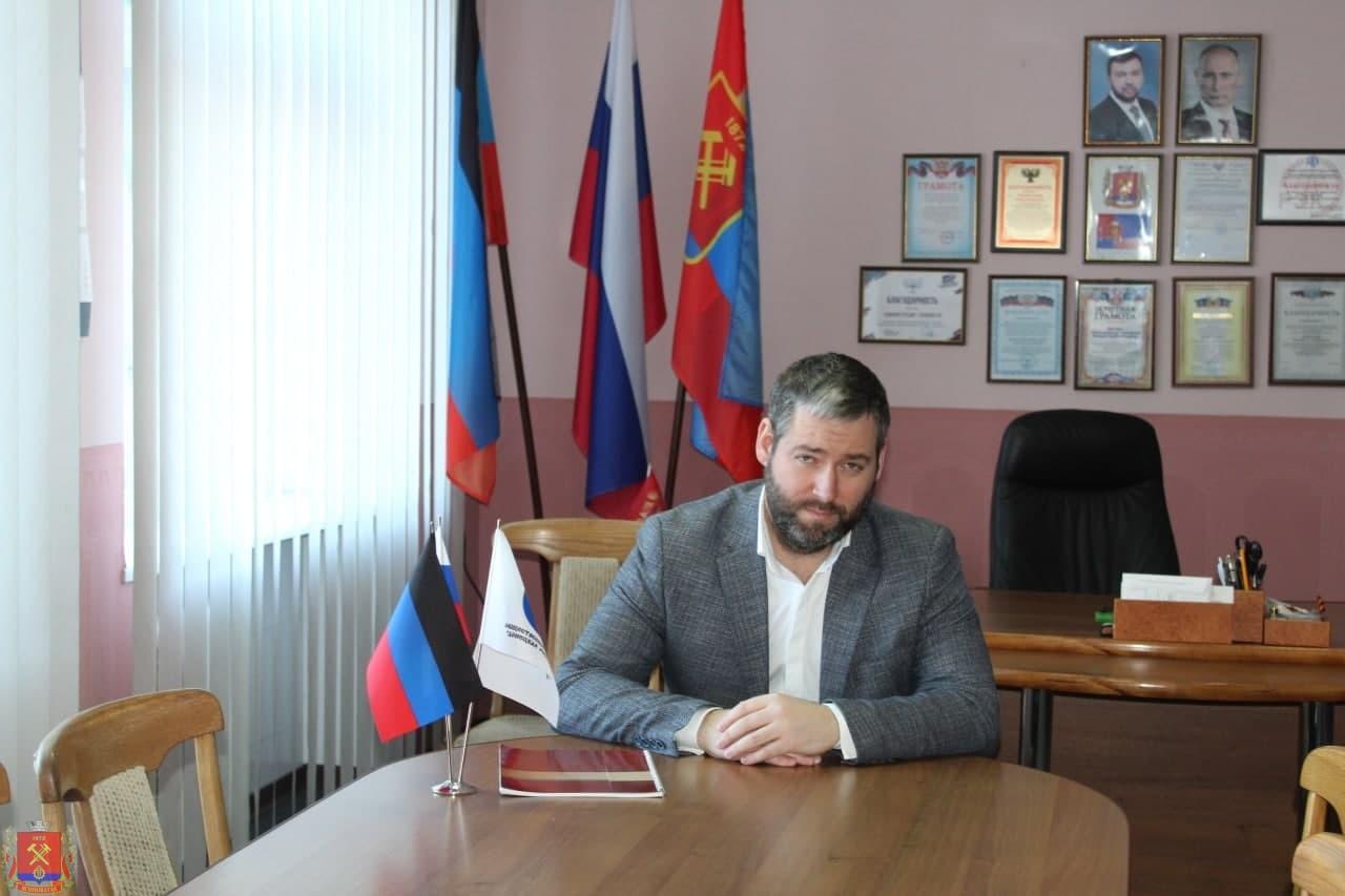Поздравление главы администрации Д.С. Шевченко с Днем Победы