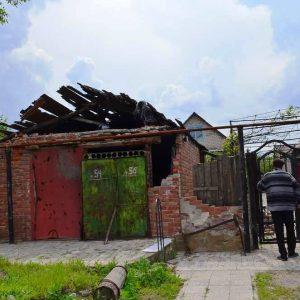 Восстановление села Весёлое (Ясиноватский район)