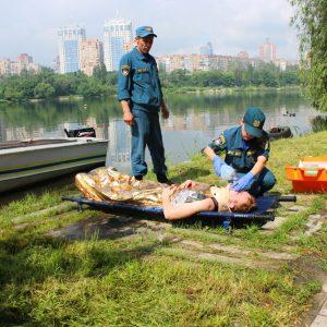 Правила безопасного поведения на водных объектах