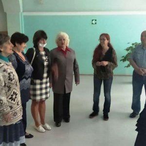 Сход граждан улицы Днепропетровская, дом 32