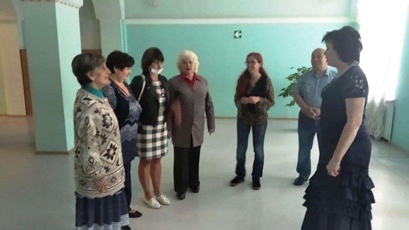 Днепропетровская сход граждан