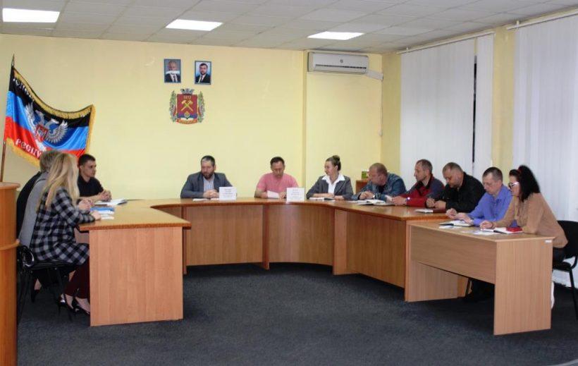свстреча ДонНАСА в Ясиноватой