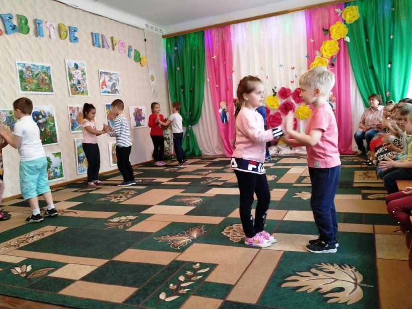детский сад №10