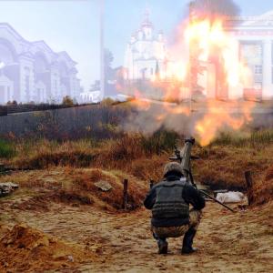 ВФУ вели массированный обстрел Веселого, Ясиноватский район