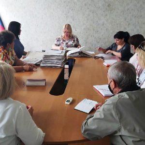 Комиссия по предоставлению материальной помощи
