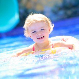 Правила поведения на воде для детей летом
