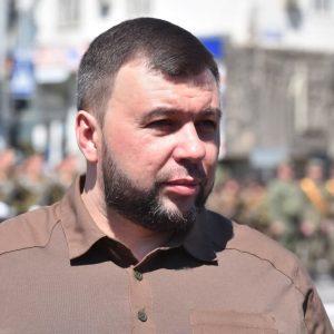 Заявление Дениса Пушилина по поводу прицельного обстрела Старомихайловки и гибели военнослужащих ДНР