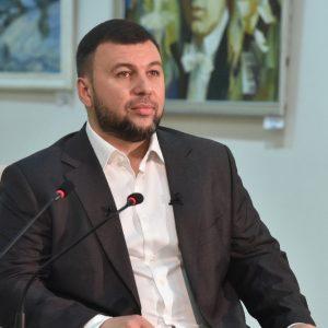 Наша задача – чтобы граждане Донецкой и Луганской народных республик не погибали – Денис Пушилин