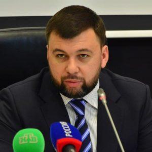 Заявление Главы ДНР Дениса Пушилина об открытии ответного огня с целью защиты населения Республики