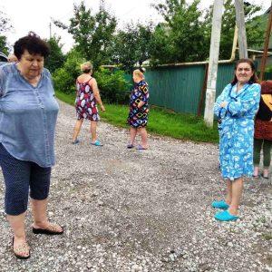 Сход граждан улицы Тургенева
