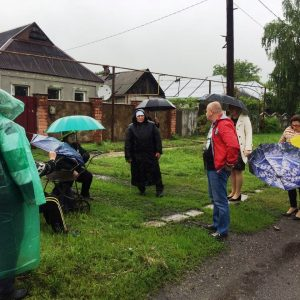 Сход граждан в с. Весёлое