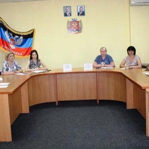 Заседание Координационного совета по профилактике правонарушений