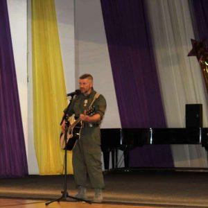 Концерт «Хочешь мира? Помни о войне!»