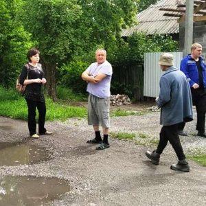 Сход граждан улицы Чехова