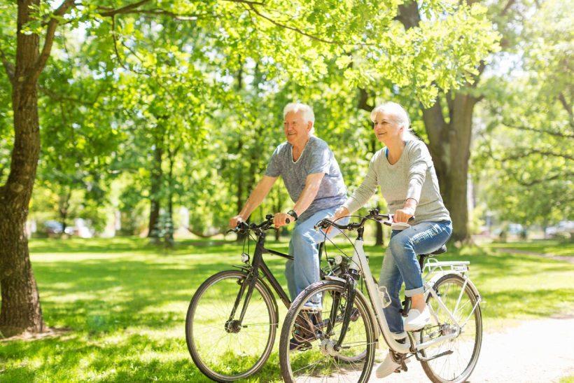 велосипед и экология