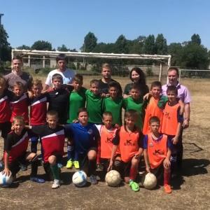 В августе пройдет турнир по дворовому футболу на Кубок Главы ДНР