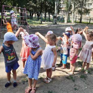 Фестиваль русских народных игр в «Журавушке»