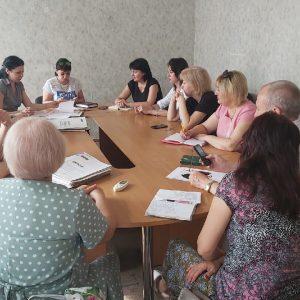 Заседание комиссии по рассмотрению  спорных вопросов, связанных с назначением и выплатой всех видов государственной помощи