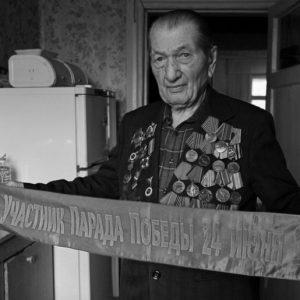 Денис Пушилин выразил соболезнования в связи с кончиной участника Парада Победы в Москве А.Н. Кужильного
