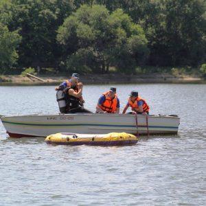 МЧС ДНР напоминает гражданам Республики о необходимости соблюдения правил безопасного поведения на водных объектах
