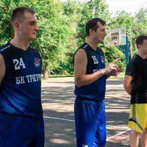 В Ясиноватой провели мастер-класс по баскетболу