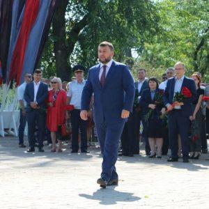В Донецке почтили память Иосифа Кобзона