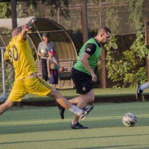 Очередная победа ясиноватских футболистов