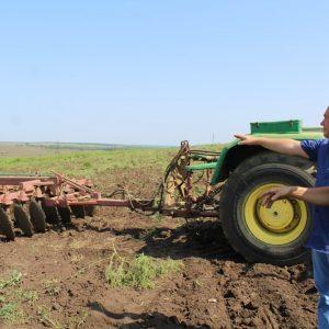 Мониторинг земель сельскохозяйственного назначения