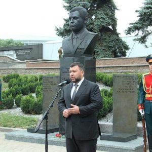 Наш долг перед памятью первого Главы ДНР Александра Захарченко – продолжить его дело