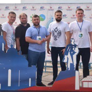 Денис Пушилин принял участие в форуме молодежи Донбасса «Море и лес»