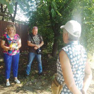 В селе Яковлевка состоялся сход граждан