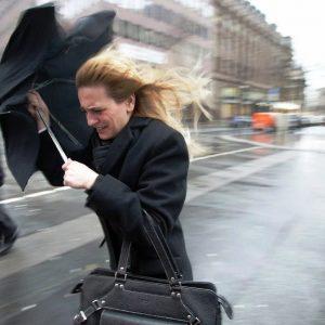 Общие правила поведения при урагане, смерче, сильном ветре