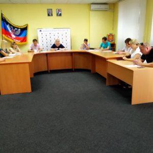 Заседание рабочей группы по вопросам погашения задолженности