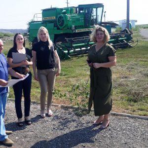 Мониторинг использования земель сельскохозяйственного назначения