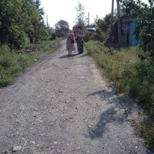 Встреча с жителями улицы Александра Невского
