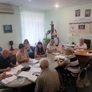 Заседание комиссии по проверке готовности образовательных учреждений