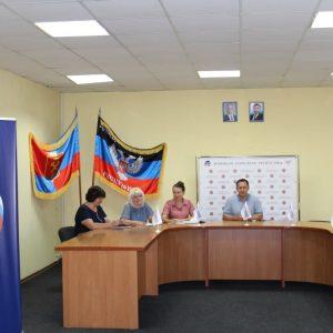 Заседание штаба по подготовке к работе в осенне-зимний период