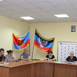 Заседание территориальной Чрезвычайной Противоэпизоотической комиссии