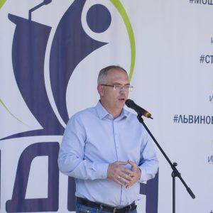 Владимир Бидёвка принял участие в открытии молодёжного форума в Седово