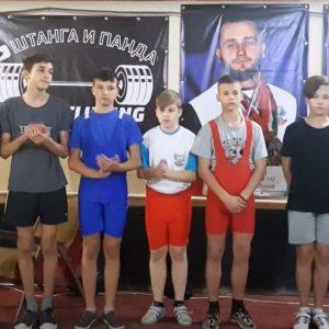 Первенство ДНР по тяжелой атлетике