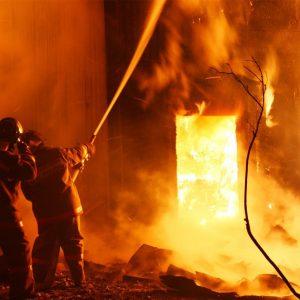 Правила поведения при пожаре в соседнем помещении