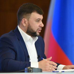 Денис Пушилин: Теперь мы вместе выбираем будущее России