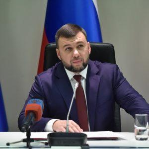Главы ДНР и ЛНР Денис Пушилин и Леонид Пасечник заявили о принятии Программ социально-экономического развития на 2022–2024 годы
