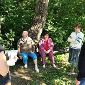 Встреча с жителями улицы Орджоникидзе