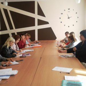 Рабочее совещание по вопросу повышения эффективности взаимодействия субъектов системы профилактики